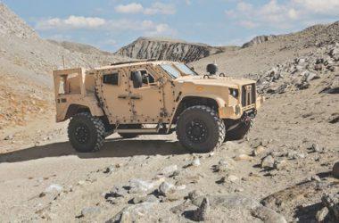 Wonderful Oshkosh L-ATV