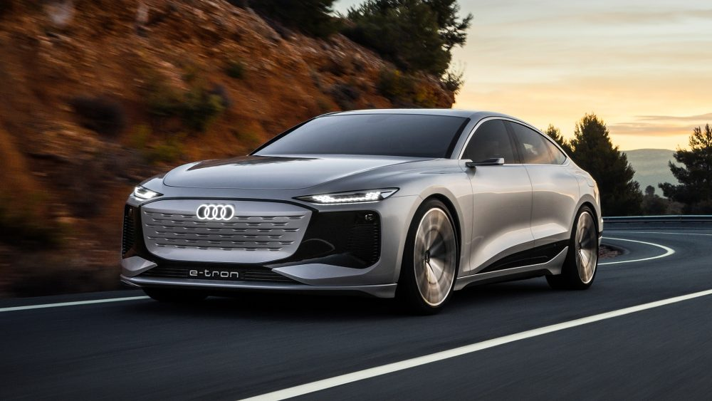 Free Audi A6 e-tron