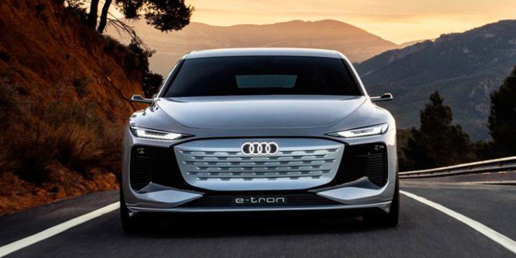 HD Audi A6 e-tron