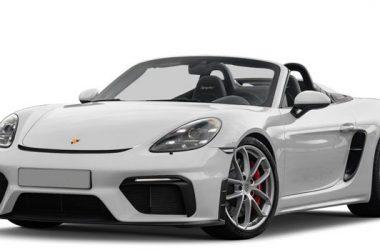 HD Porsche 718 Spyder