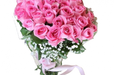 Top Pink Rose