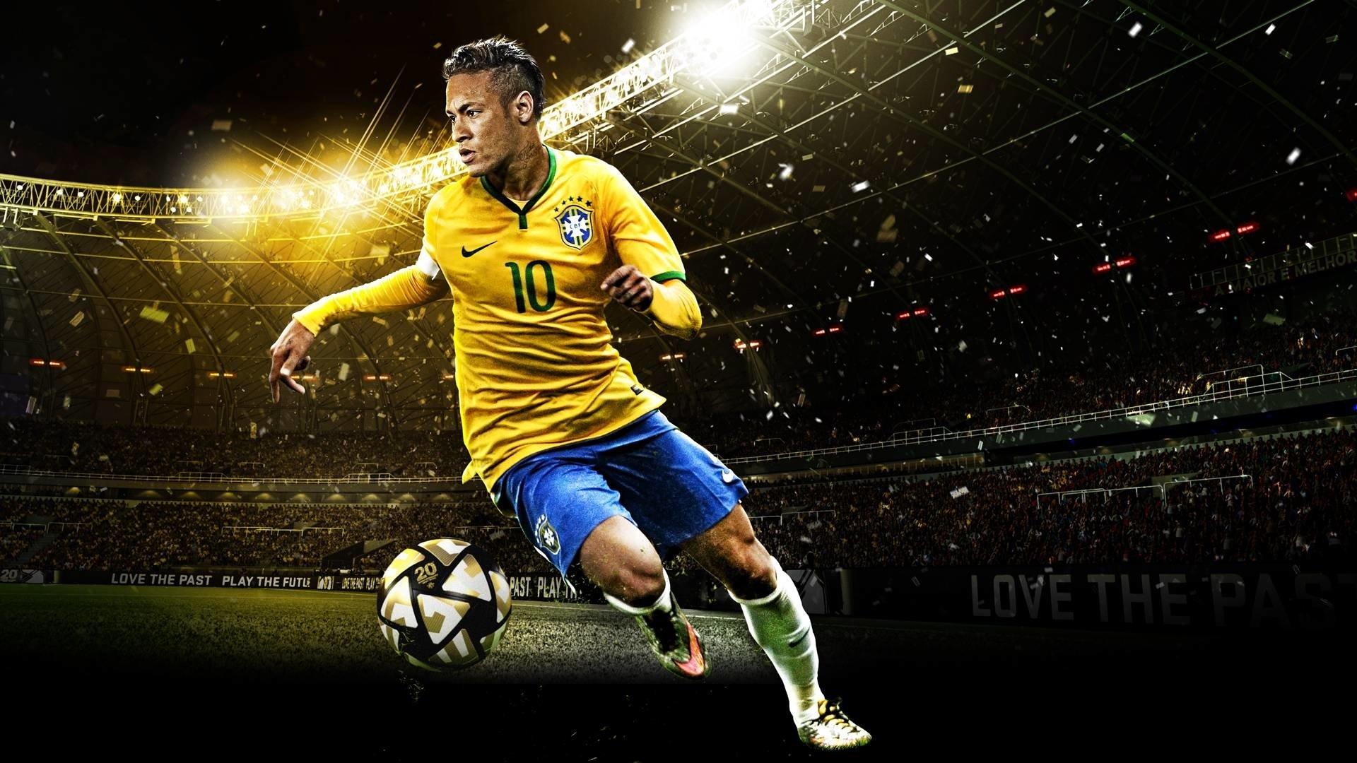 Free Neymar Wallpaper