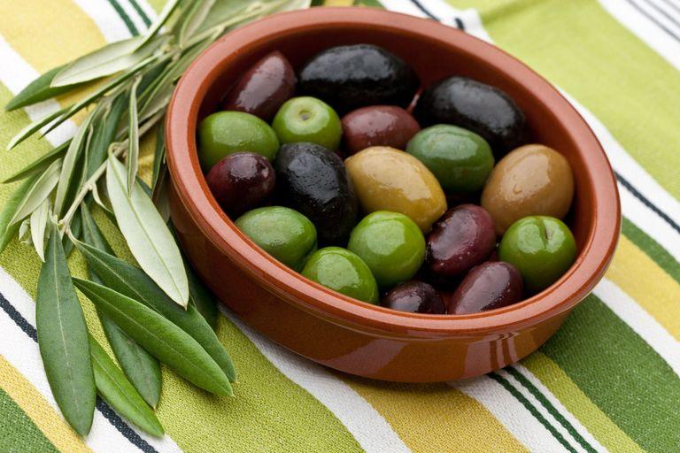 Top Olives