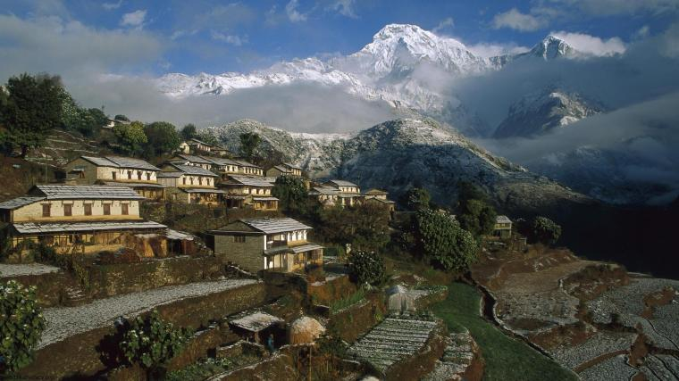 Wonderful Nepal Wallpaper