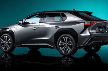 Amazing Toyota bZ4X