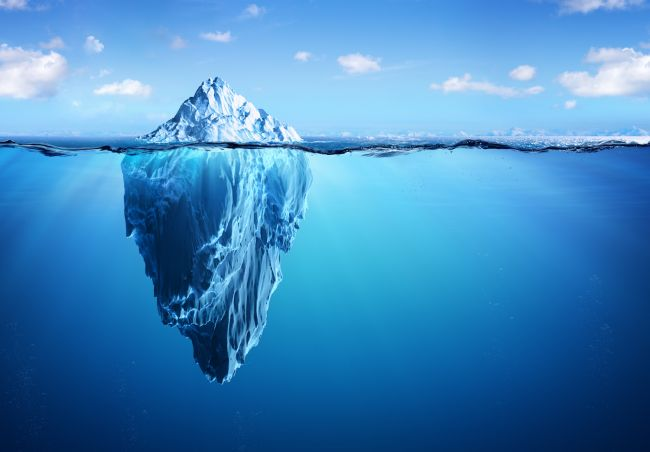 Free Iceberg Wallpaper