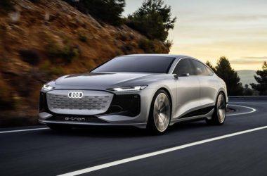 Great Audi A6 e-tron