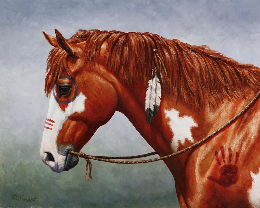 American Running Horse