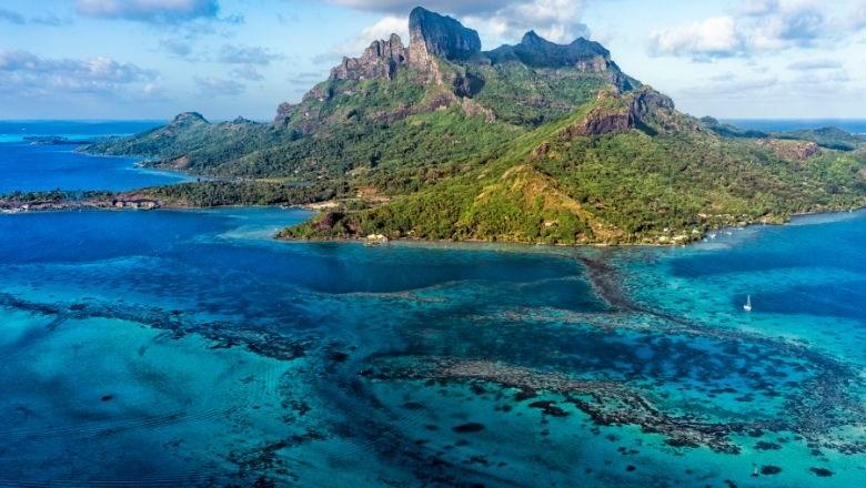 Beautiful French Polynesia