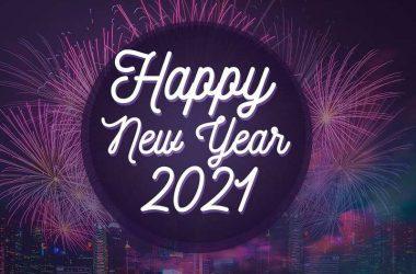 Animated Happy New Year