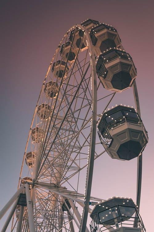 Beautiful Ferris Wheel Wallpaper