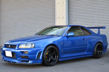 Best Nissan Gtr 34