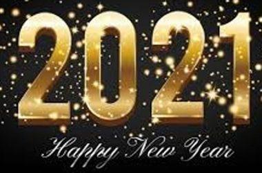 Digital Happy New Year