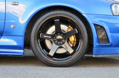 Great Nissan Gtr 34