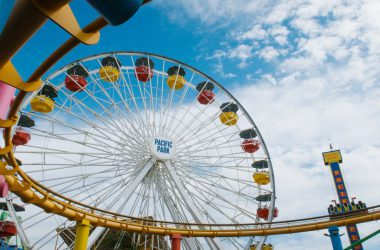 Nice Ferris Wheel Wallpaper