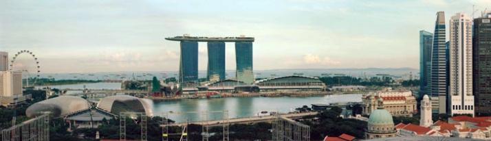 Nice Marina Bay Sands
