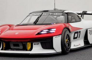 Nice Porsche Mission R