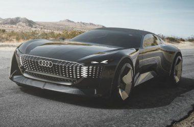 Super Audi Skysphere Concept