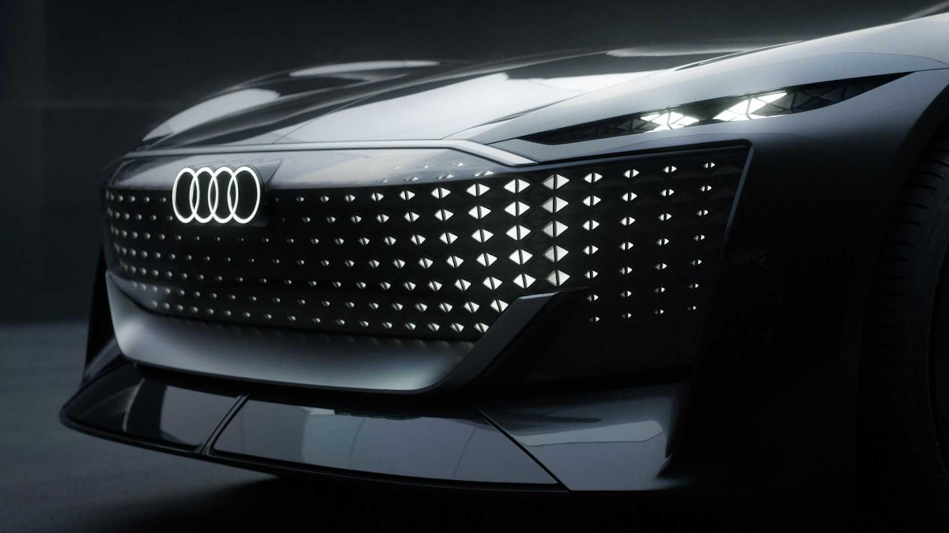 Top Audi Skysphere Concept