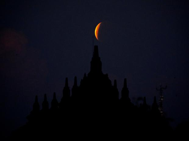 Top Blood Moon