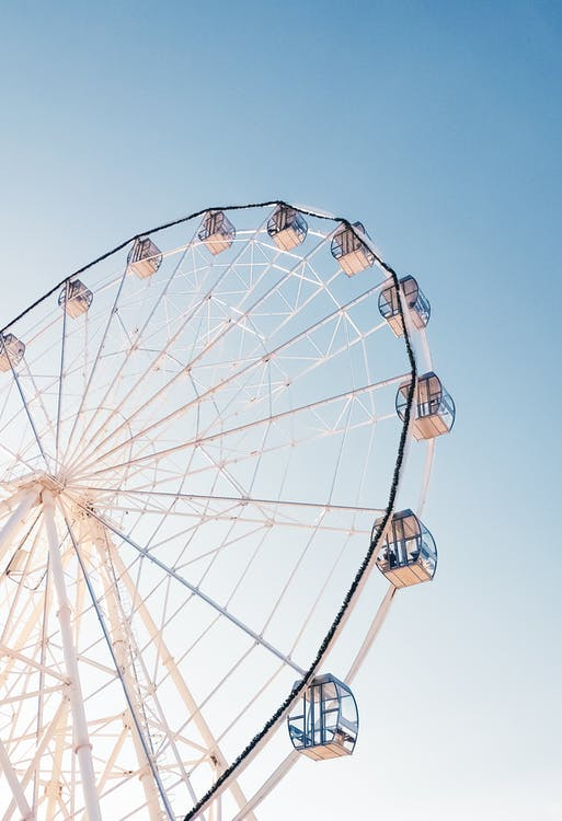 Top Ferris Wheel Wallpaper