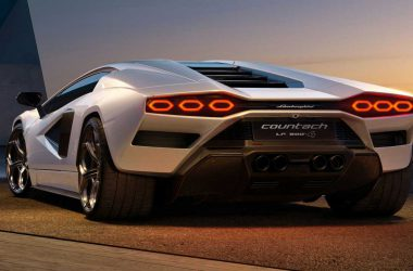 Top Lamborghini Countach Lpi