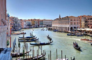 Widescreen Venice Wallpaper