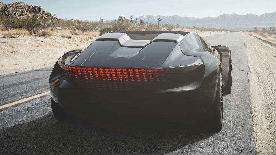 Wonderful Audi Skysphere Concept