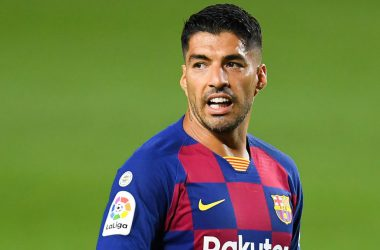 Amazing Luis Suarez