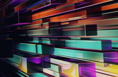 Colorful 3D Wallpaper