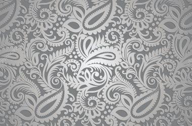 Digital Silver Wallpaper