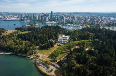 Landscape Stanley Park