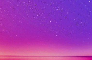 Nice Violet Wallpaper