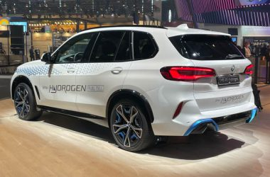 Stunning BMW iX5 Hydrogen