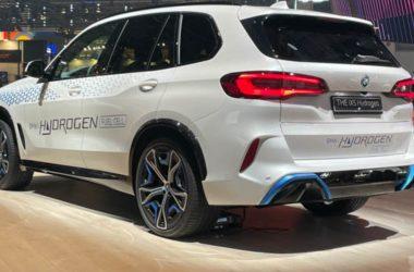 Super BMW iX5 Hydrogen
